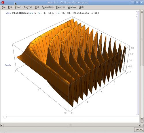 Mathematica läuft auf dem Pi 2 viel schneller und flüssiger als auf den älteren Pi-Modellen