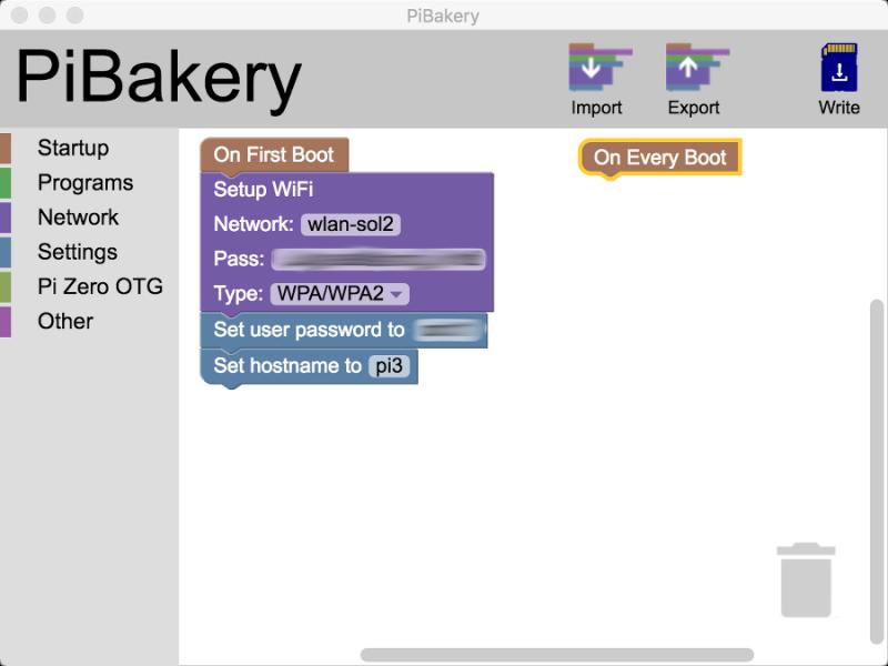 SD-Karte für den Raspberry Pi mit PiBakery vorbereiten