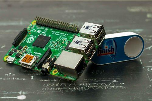 Raspberry Pi und der Dash Button: Ein gutes Team